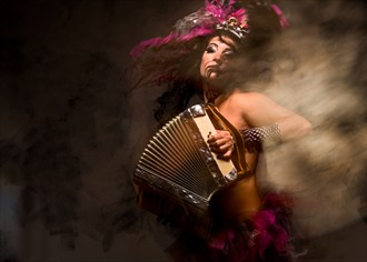 Gypsy Sensual Photo by Photographer Jon Hoadley