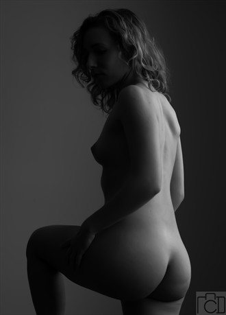 H.C.9 Artistic Nude Artwork by Photographer McD