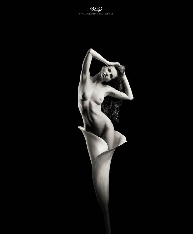 HAPPY BIRTHDAY Artistic Nude Artwork by Artist GonZaLo Villar