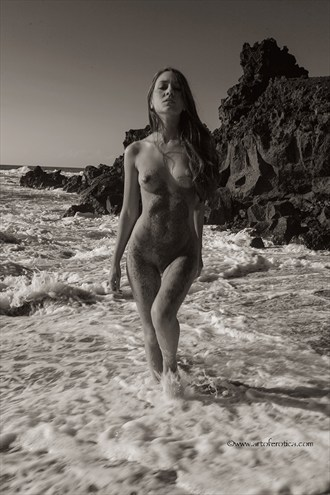 HAWAII Artistic Nude Photo by Photographer art of women