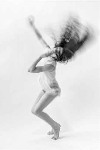 Hair Dance Alternative Model Photo by Photographer Fr%C3%A9d%C3%A9ric Desch%C3%AAnes
