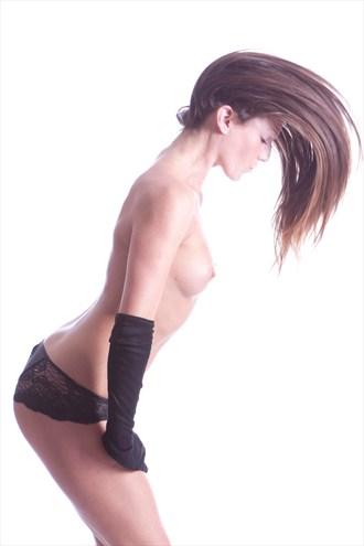 Hair wave Artistic Nude Artwork by Photographer Jason kimmel