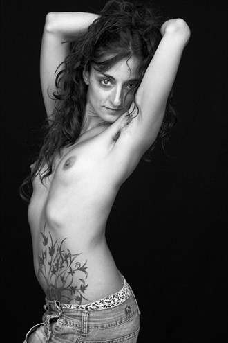 Hairy Tales_03 Artistic Nude Photo by Photographer Juan Ude