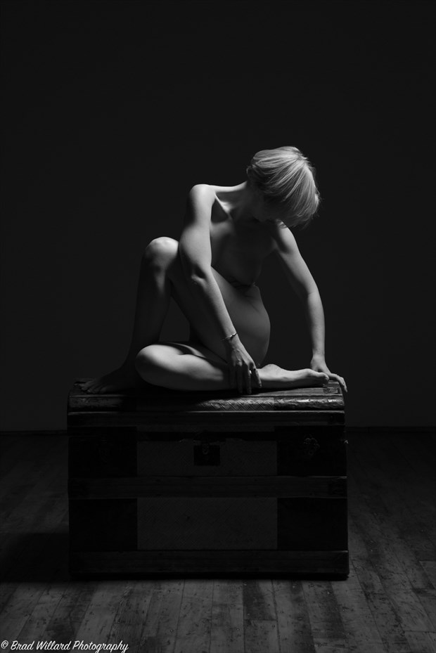 Hallie  Artistic Nude Photo by Photographer bwwphotography