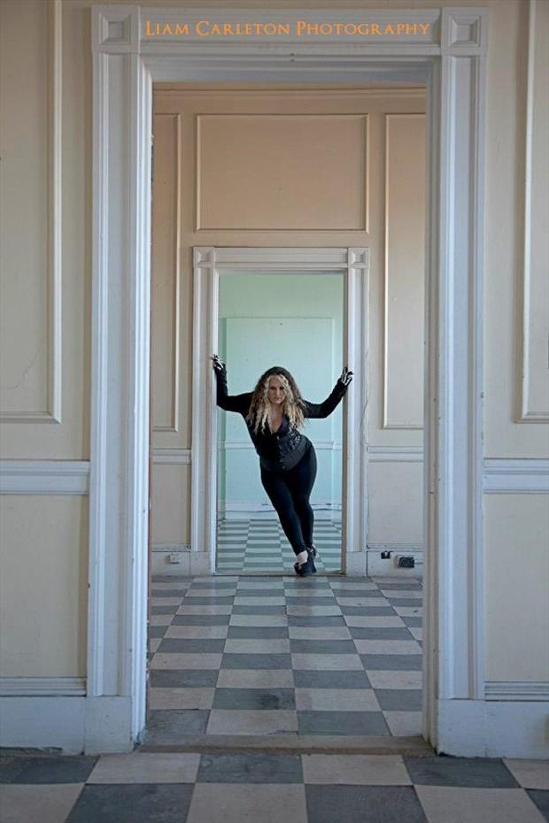 Hallways  Fetish Photo by Model Cheressa
