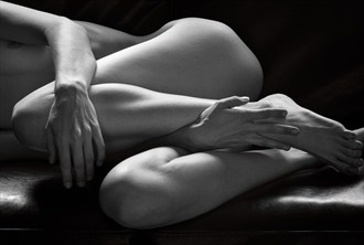 Hands Artistic Nude Photo by Photographer Randy Persinger