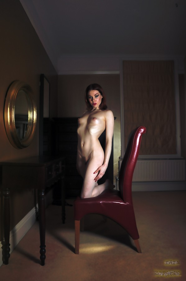 Hang Me With Bacon Artistic Nude Photo by Photographer lightwait