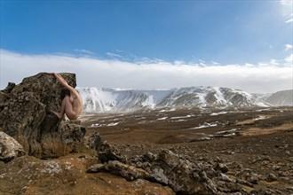 Hangin around Artistic Nude Photo by Photographer Odinntheviking