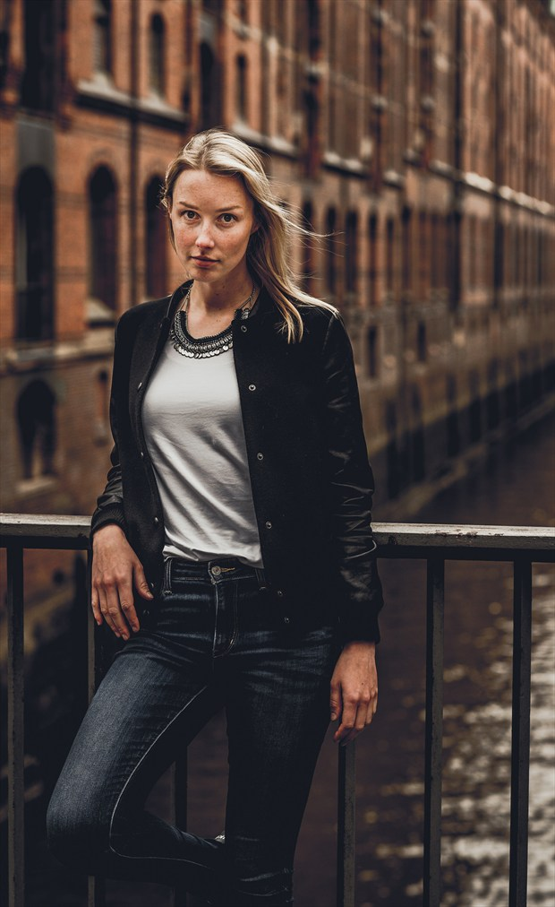 Hanna Fashion Photo by Photographer Frank Busch