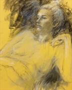 Hannah 6 Artistic Nude Artwork by Artist Rod