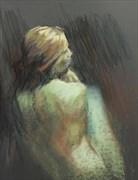 Hannah 7 Artistic Nude Artwork by Artist Rod
