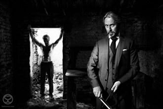 Hannibal Horror Photo by Model Horace Silver