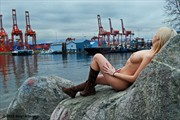 Harbour front Figure Study Photo by Photographer CNP Photography