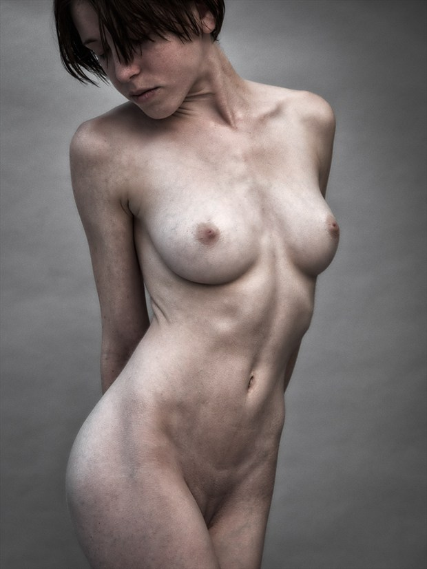Hard Times   Poly Artistic Nude Photo by Photographer rick jolson