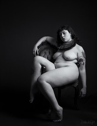 Harlequin Artistic Nude Photo by Photographer DKnight