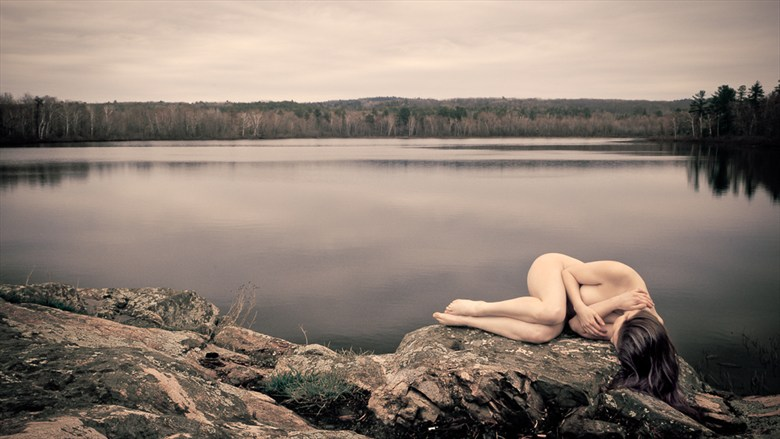 Harlow Lake (2011) Artistic Nude Photo by Photographer Billy Monday