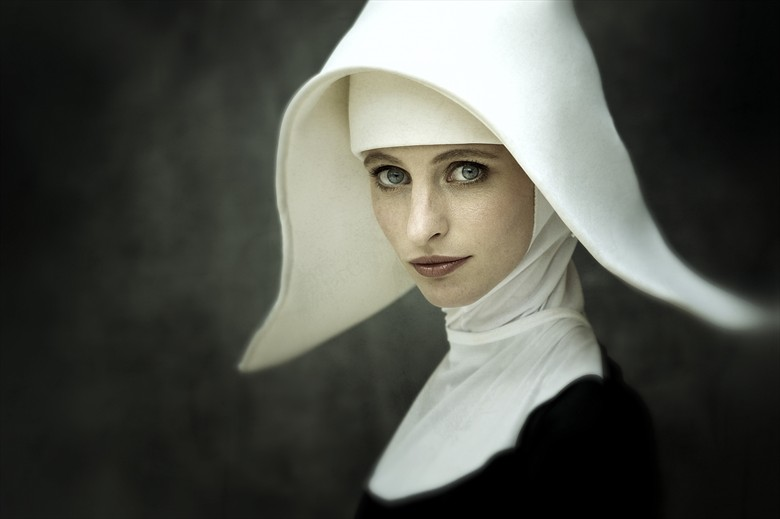 Have faith Expressive Portrait Photo by Photographer Governor Odious