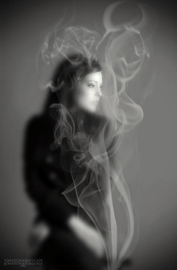Haze Abstract Artwork by Photographer Cactusprick