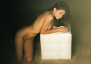 Haze Artistic Nude Photo by Model S nia