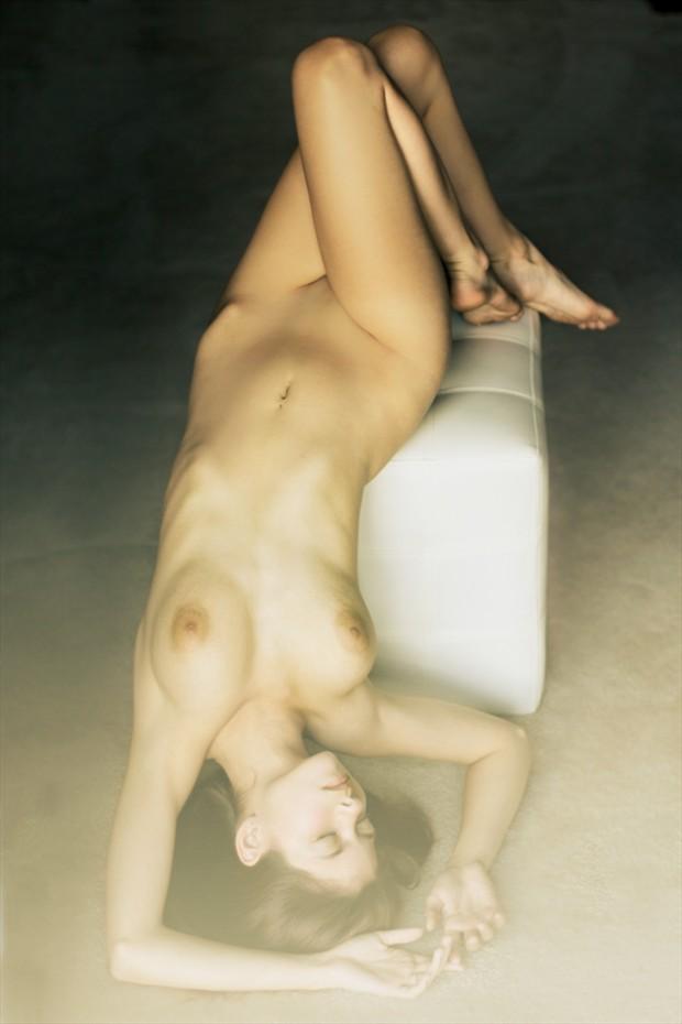 Haze II Artistic Nude Photo by Model S nia