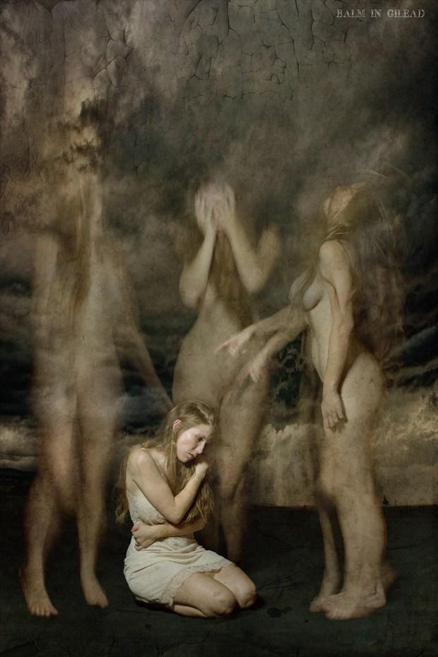 Heathen Artistic Nude Photo by Photographer balm in Gilead