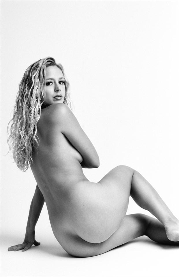 Heather 2b2 Artistic Nude Photo by Photographer Joe Klune Fine Art