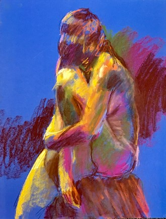 Heather Artistic Nude Artwork by Artist Rod