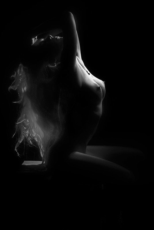 Heather Artistic Nude Photo by Photographer Jet