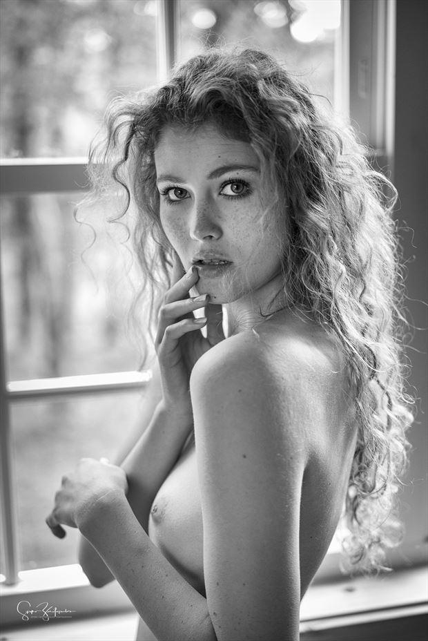 Heidi !!! Lingerie Photo by Photographer Spyro Zarifopoulos