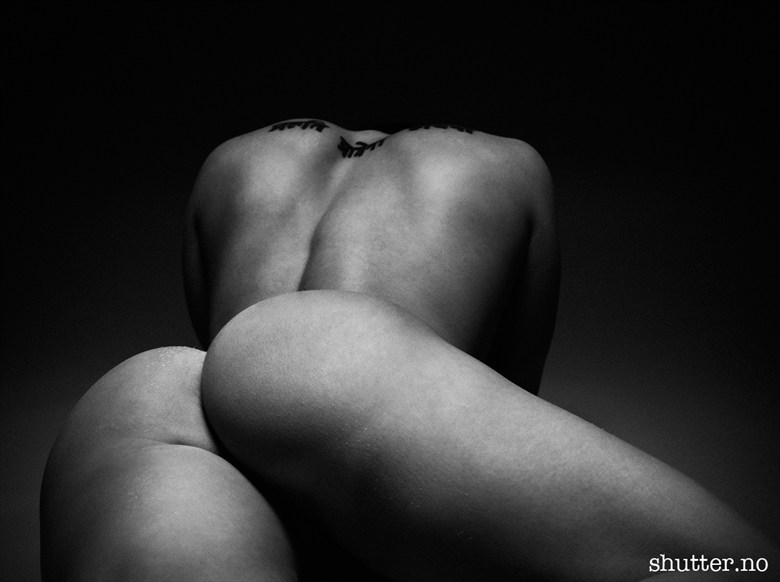 Heidi Artistic Nude Photo by Photographer Jan Petter K
