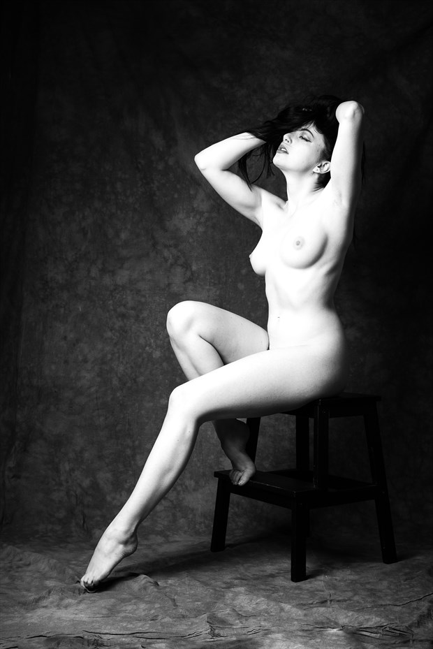 Helen Diaz Artistic Nude Photo by Photographer AndyD10