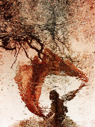 Her Dance Flowed Like the River Artistic Nude Photo by Model Orderly Misconduct