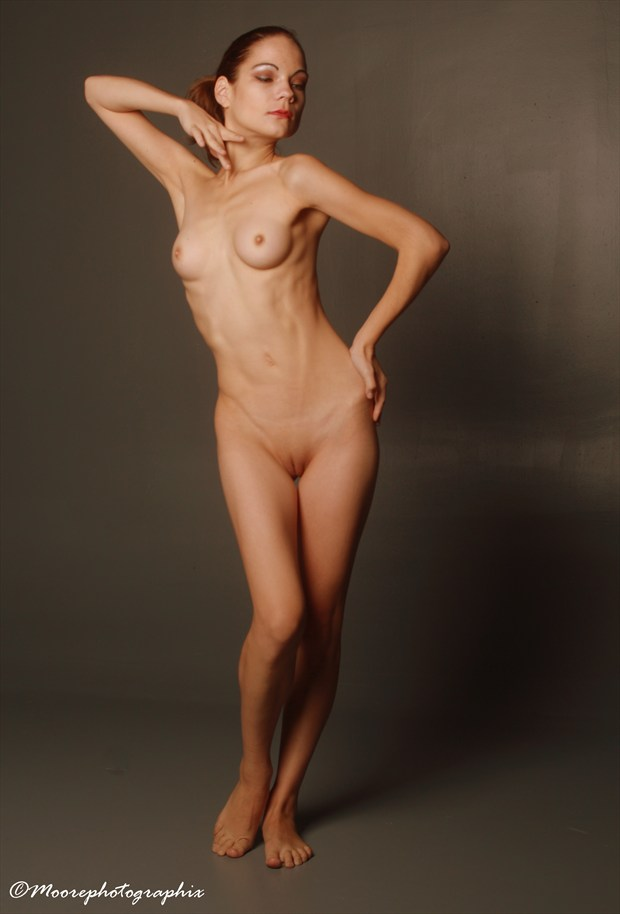 Her Flow Artistic Nude Photo by Photographer MoorePhotoGraphix