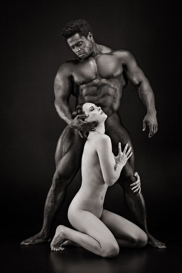 Her Knight  Artistic Nude Photo by Model Seanjones