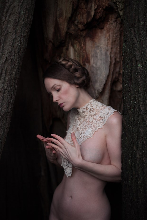 Her Solitude Artistic Nude Photo by Model Muse
