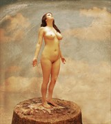 Her Way of Praying Artistic Nude Artwork by Photographer Thomas Dodd