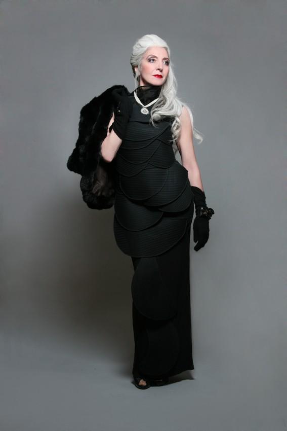 High Fashion Fashion Photo by Model AlexB