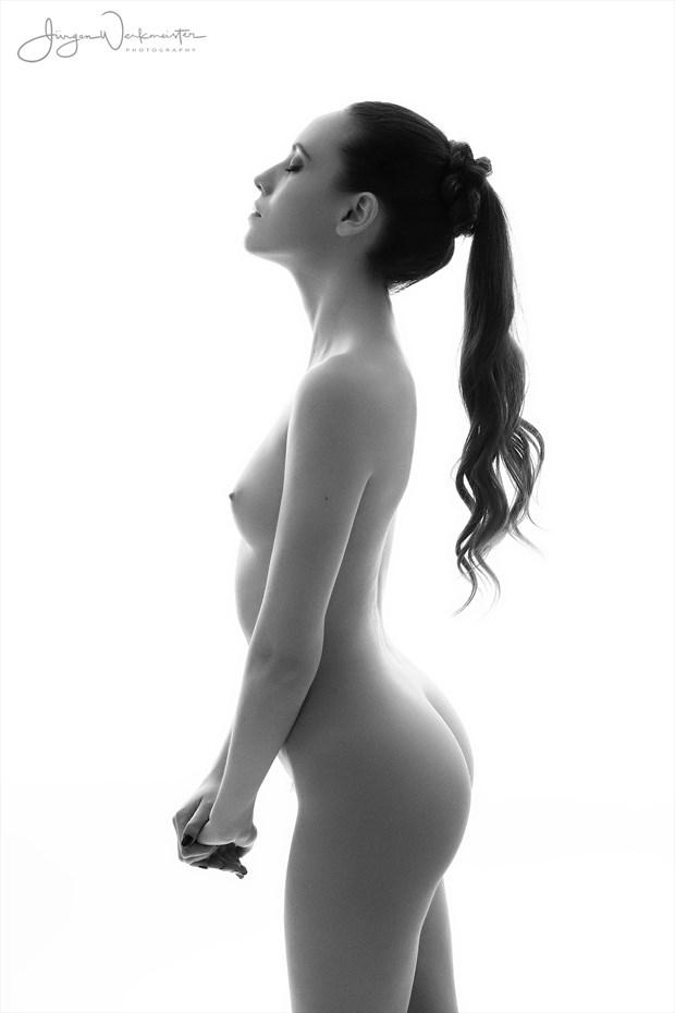 High Key 9 Artistic Nude Artwork by Photographer Photowerk