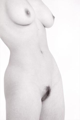 HighKeyTorso Artistic Nude Photo by Photographer Joe Klune Fine Art