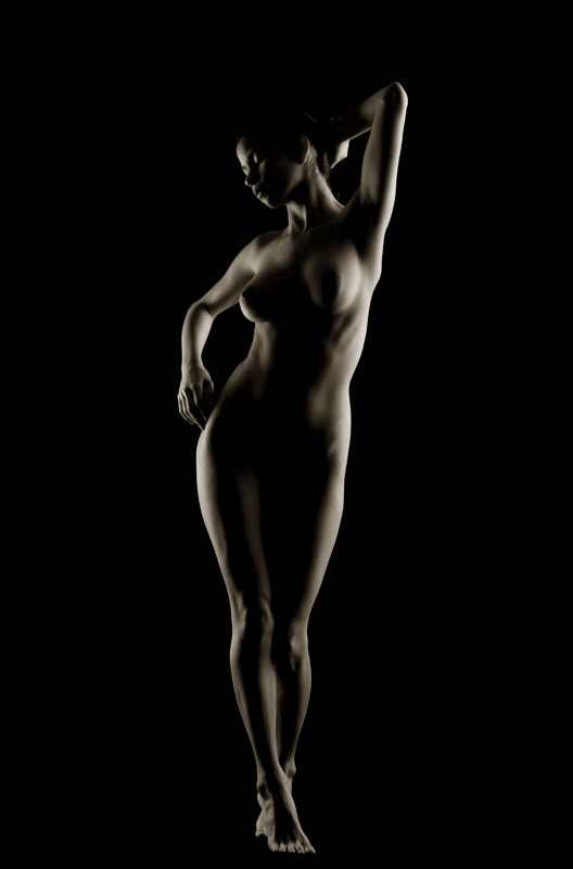 Highlights Artistic Nude Photo by Model S nia