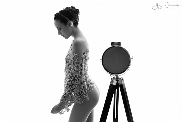 Hight Key 1 Artistic Nude Photo by Photographer Photowerk