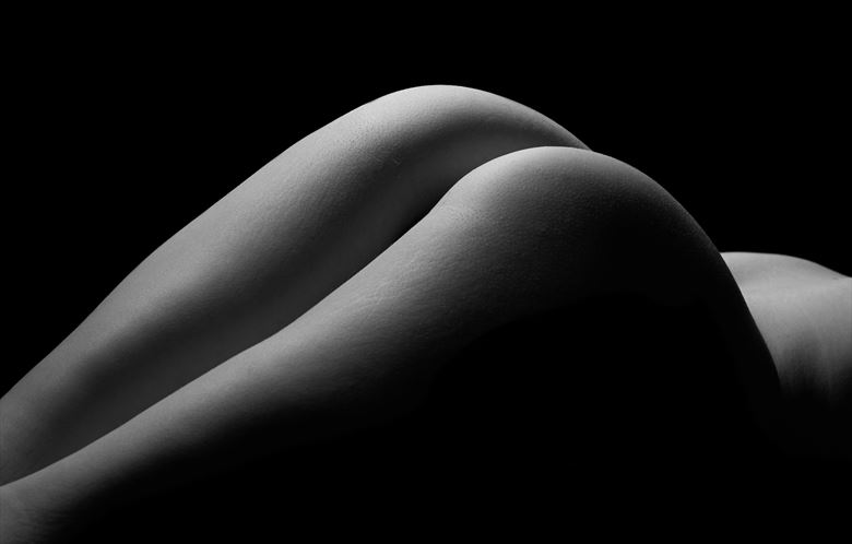 Hills Artistic Nude Photo by Model Aurora Red