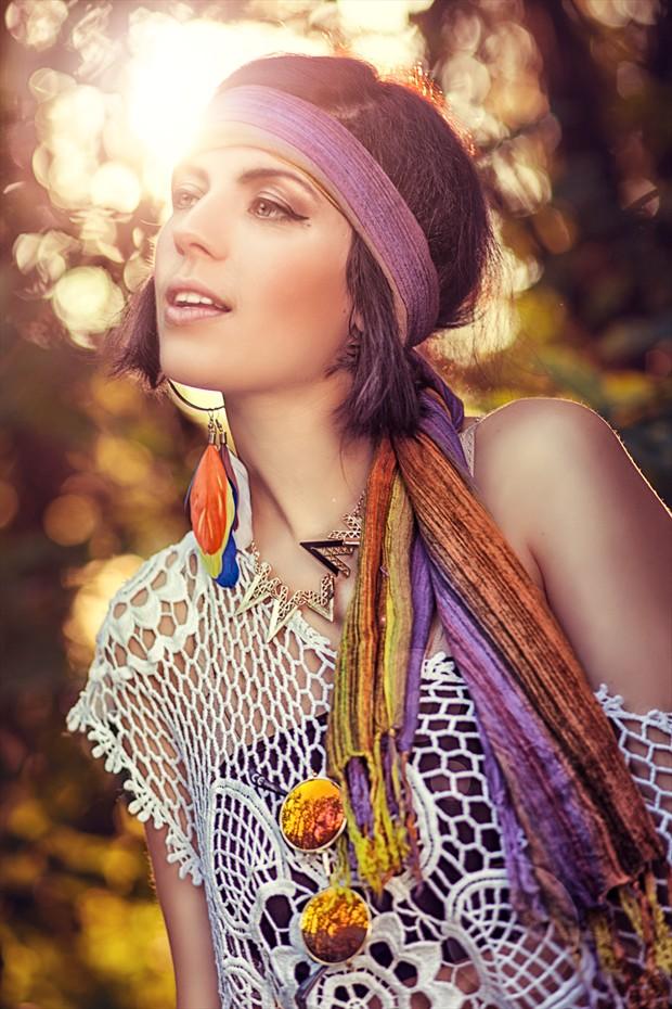 Hippie SunSplash Fantasy Photo by Photographer Paolo Montalbano