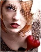 Holly My Heart Retro Photo by Model HollyLoveday