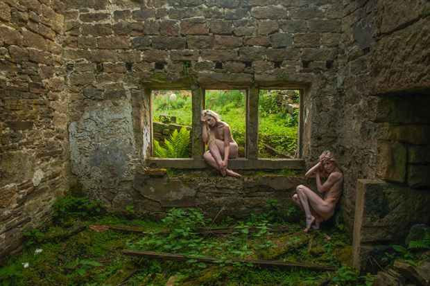 Homestead  Artistic Nude Photo by Photographer Muse Evolution Photography