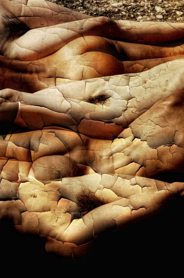 Hommage %C3%A0 Clergue Artistic Nude Artwork by Photographer NUDE DREAMS
