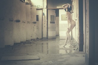 Hope and Pray.. Artistic Nude Photo by Model Marmalade