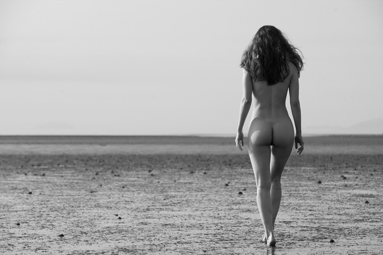 Horizon Artistic Nude Photo by Model MelissaAnn
