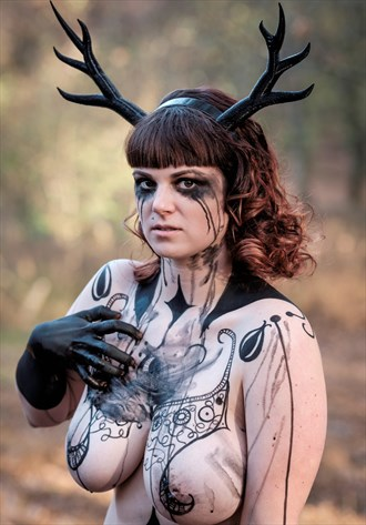 Horned 2 Cosplay Photo by Photographer AL Coburn