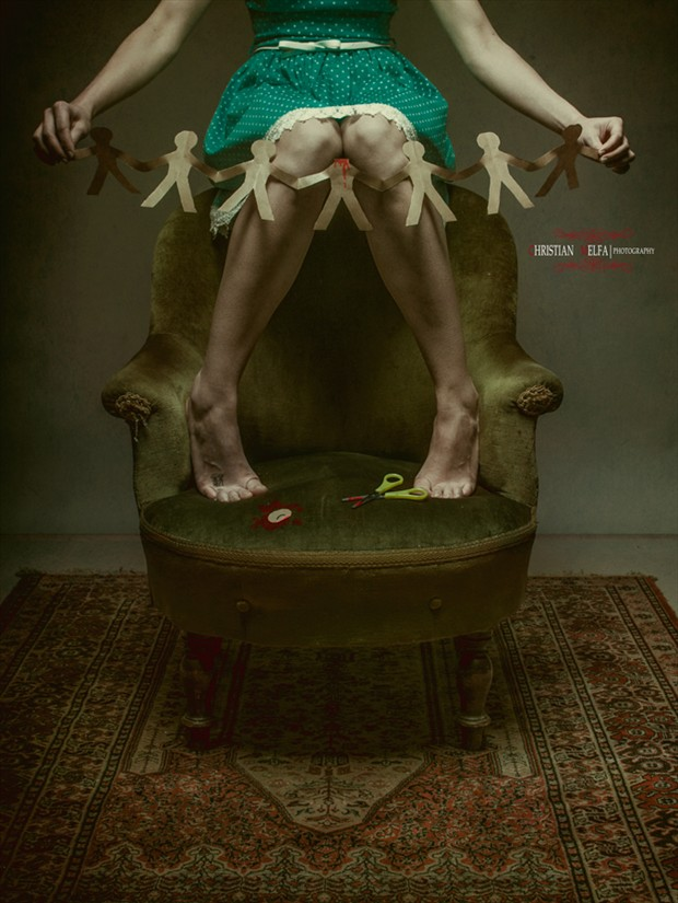 Horror Emotional Photo by Photographer Christian Melfa